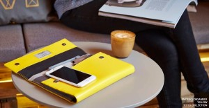 Knomad Organiser Yellow SOHO Collection