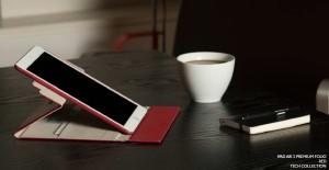 iPad Air 2 Premium Folio Red
