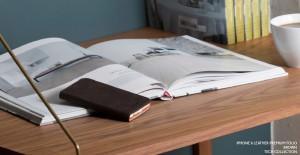 iPhone 6 Leather Premium Folio Brown