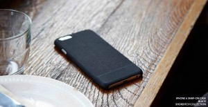 iPhone 6 Snap-On Case Black Shorditch Collection